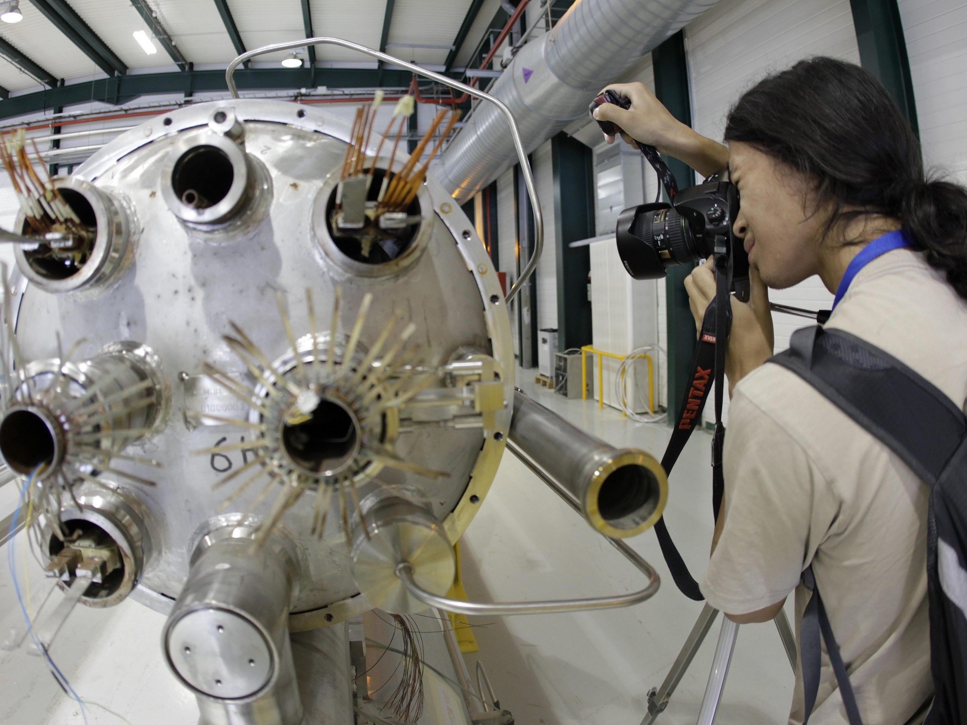 Knappe Radionukleide für Behandlung sollen hergestellt werden.