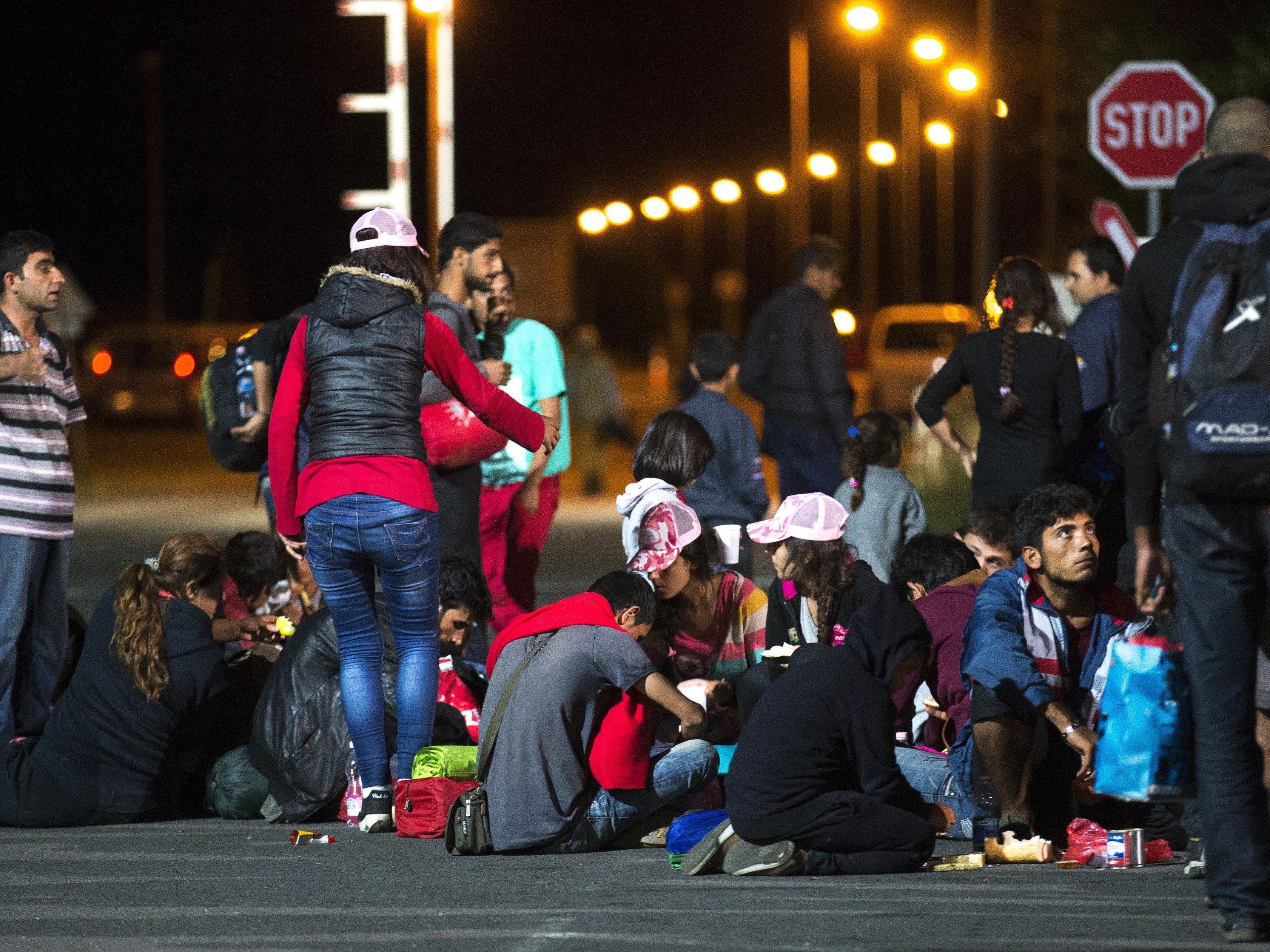 Flüchtlinge - Helfer für Wiesen und Nickelsdorf gesucht
