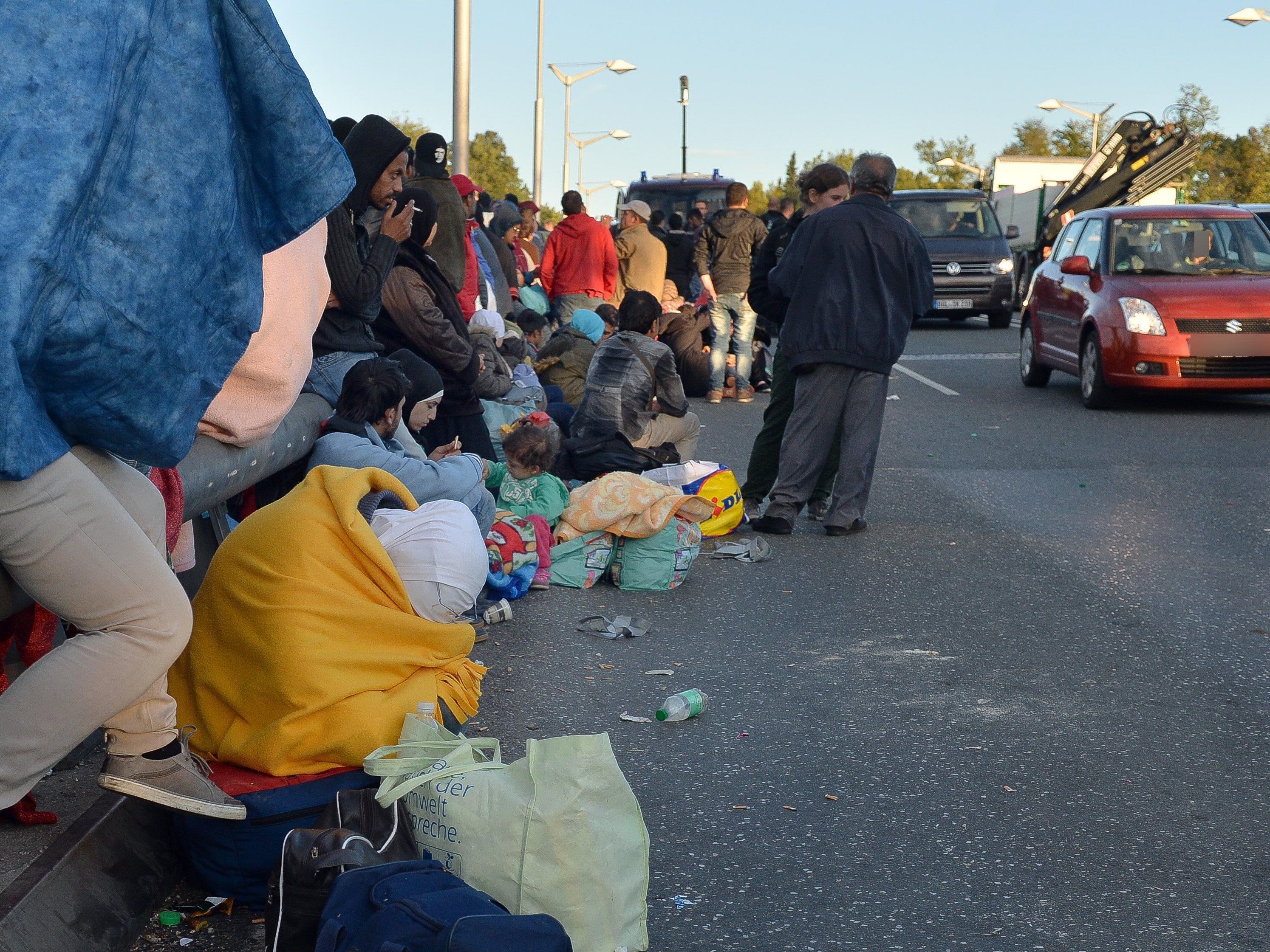 Österreich muss mehr Flüchtlinge aufnehmen