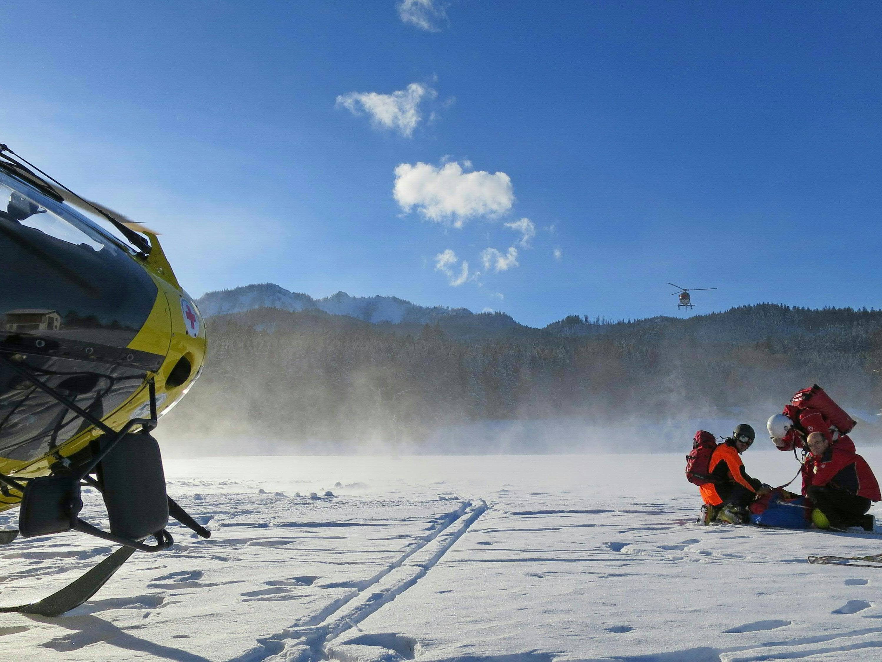 115 Menschen kamen im Sommer in den Österreichischen Alpen ums Leben.