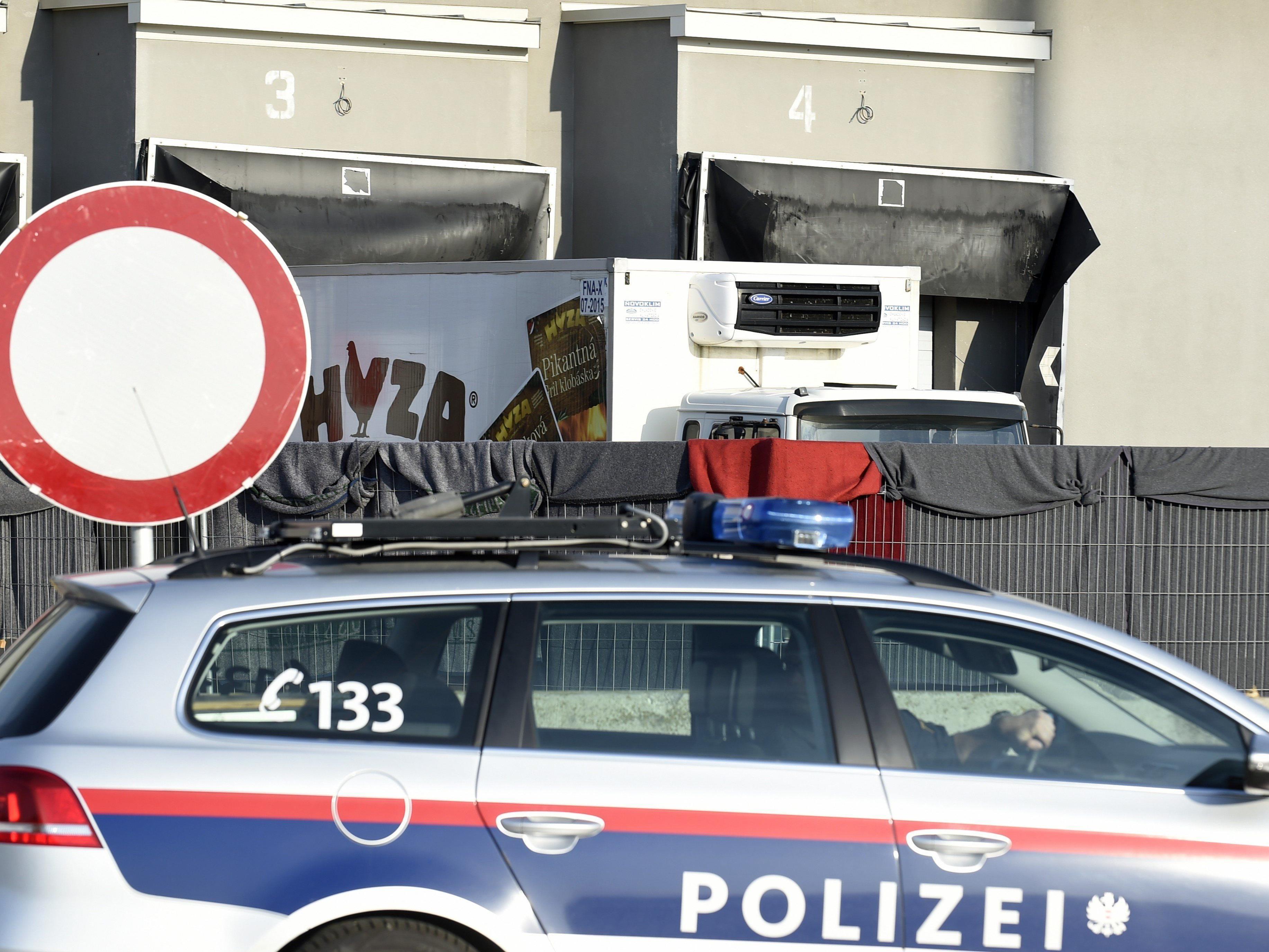 Zwei weitere Verdächtige wurden verhaftet.