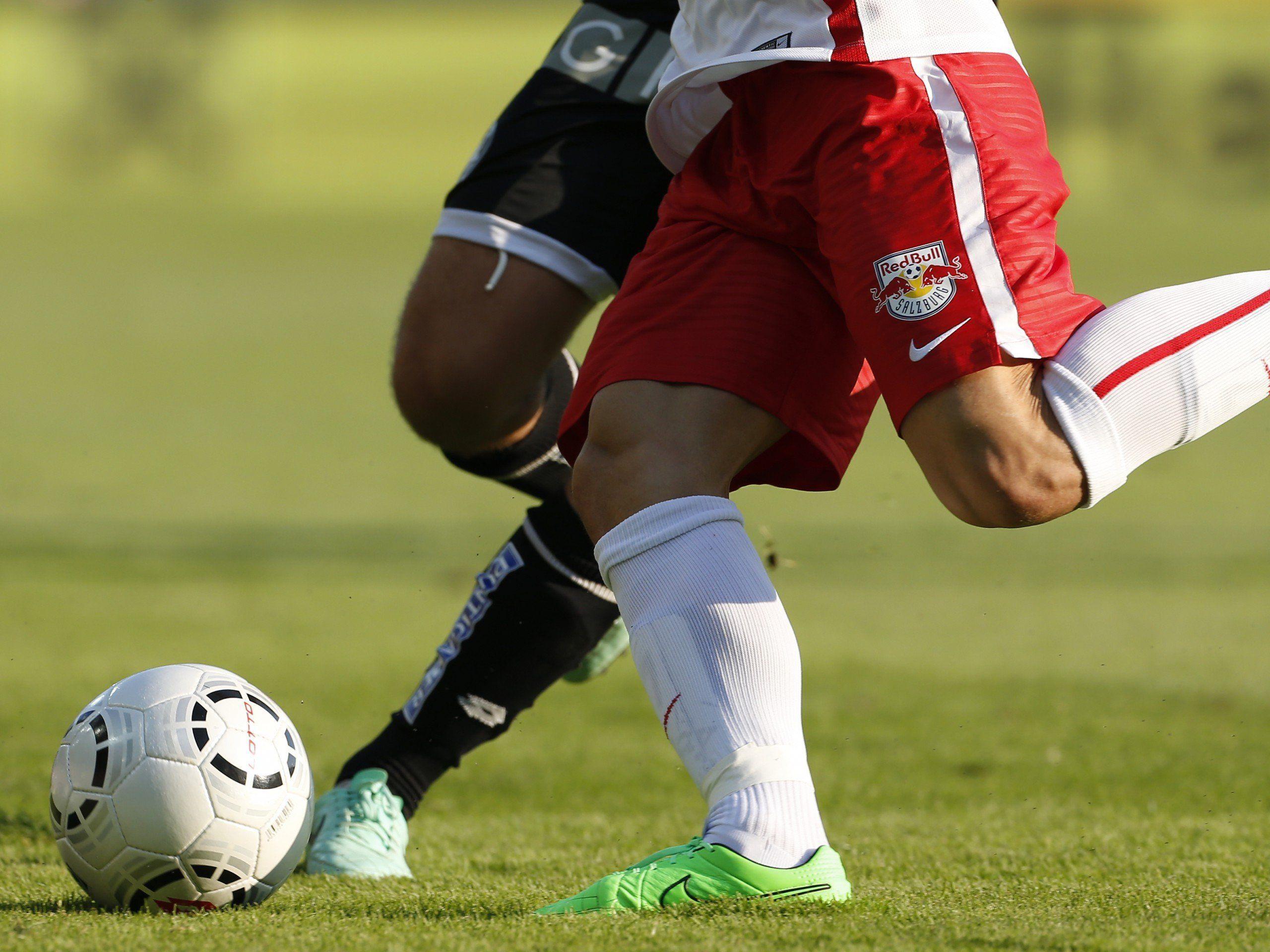LIVE-Ticker zum Spiel Red Bull Salzburg gegen SV Grödig ab 18.30 Uhr.