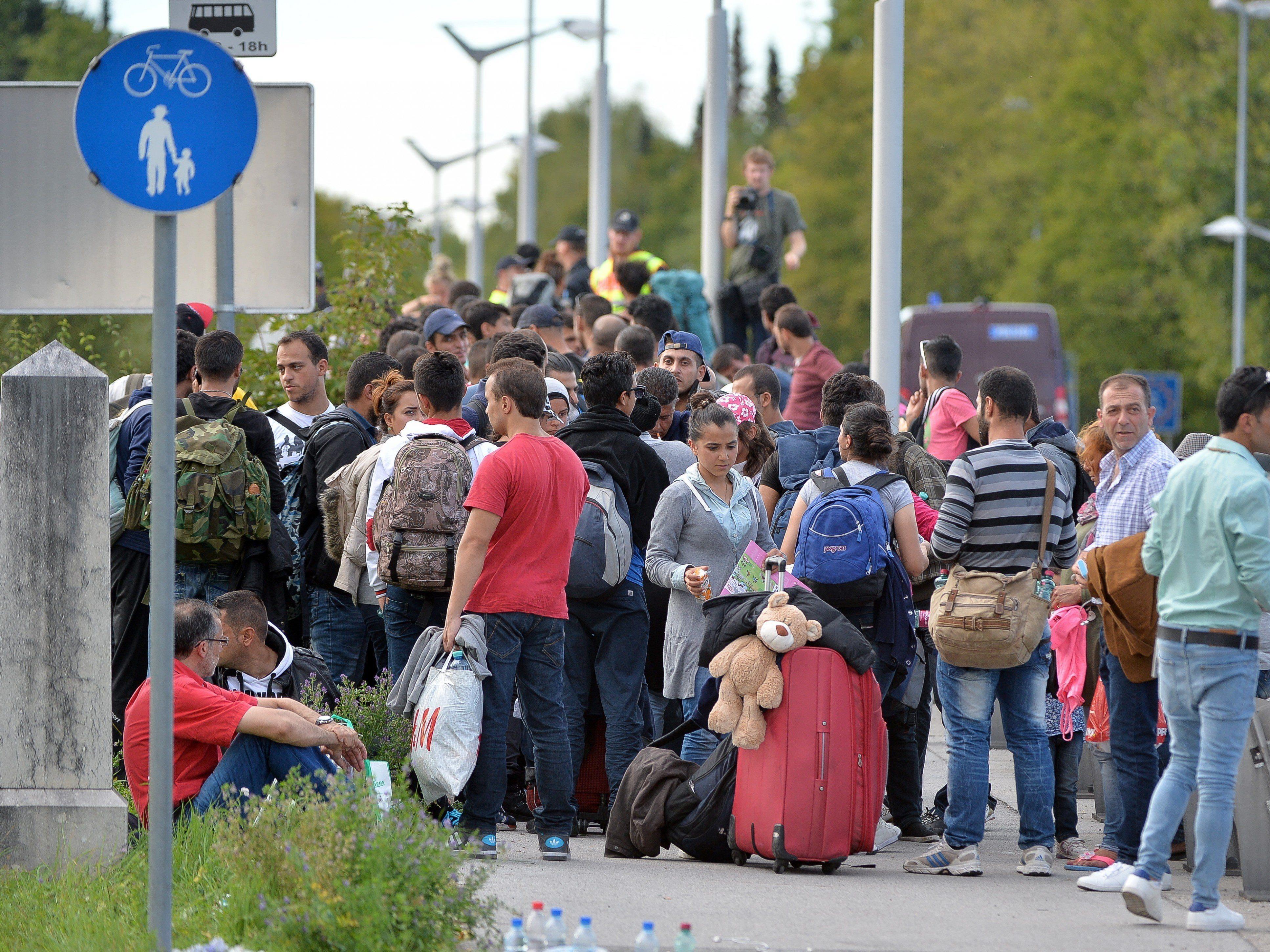 Flüchtlingskrise in Europa - alle Geschehnisse im Liveticker