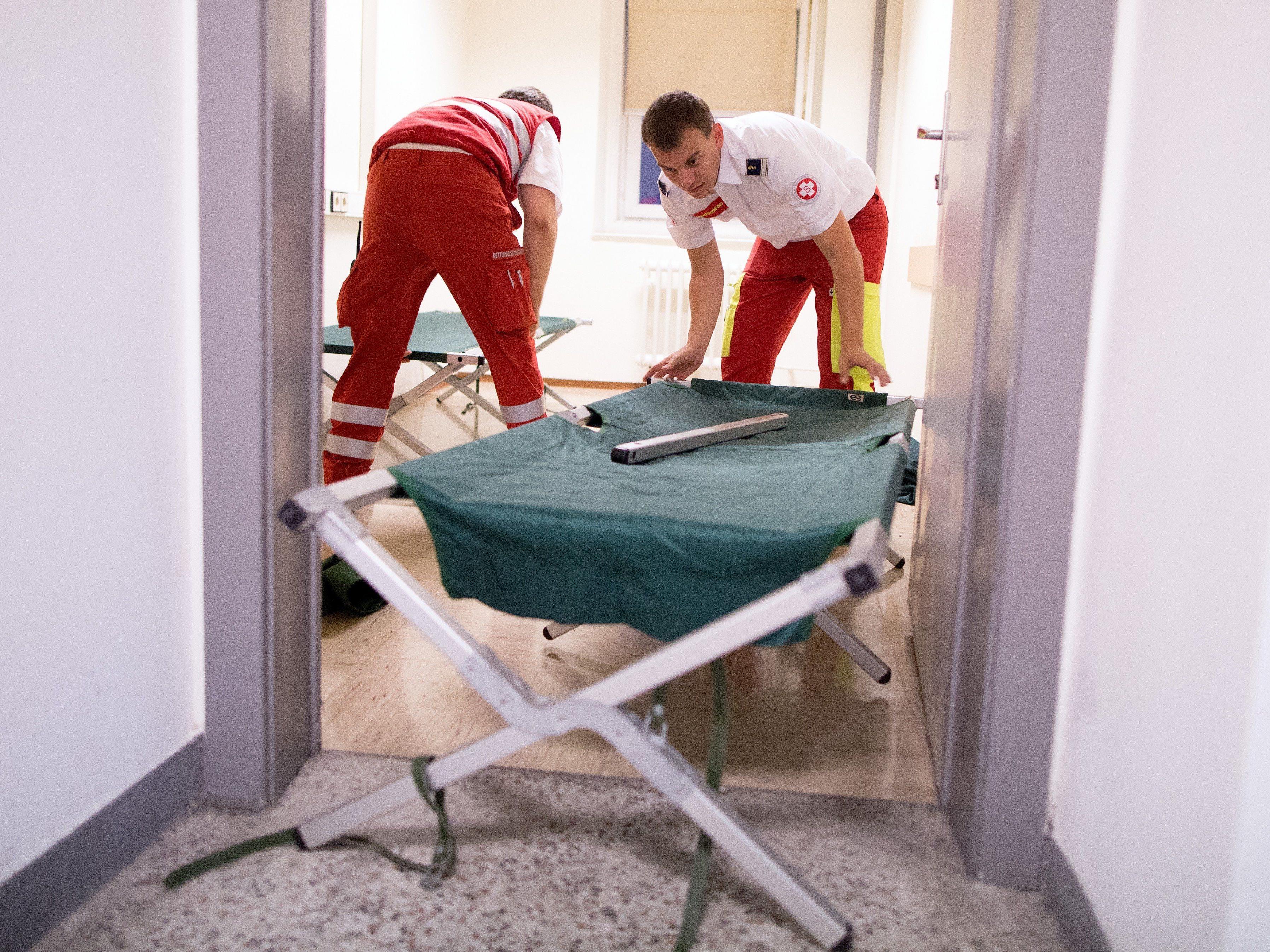 Die Patienten zeigen sich mit dem Zentrum in Mariahilf zufrieden.