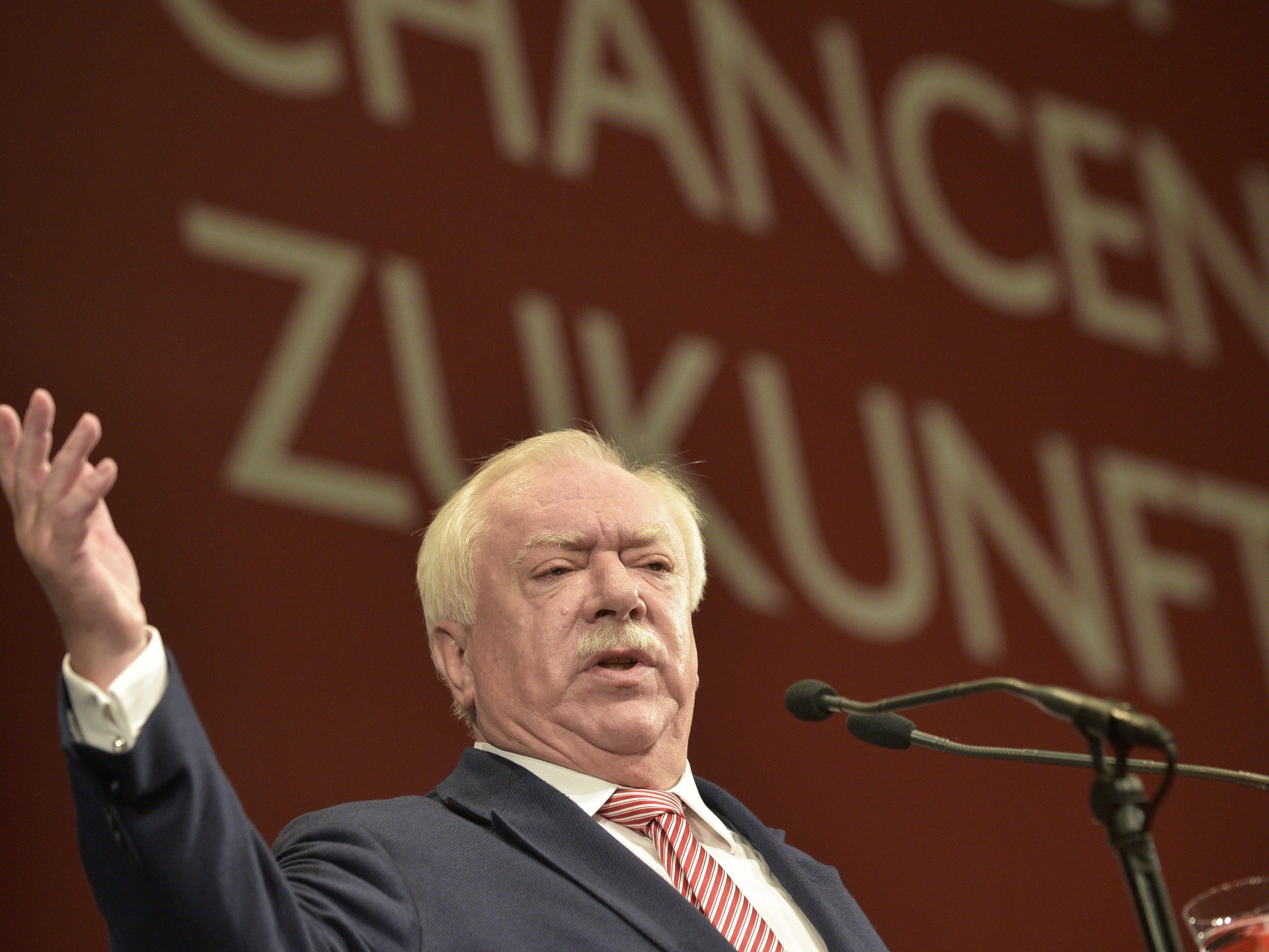 Die SPÖ will in Favoriten punkten.