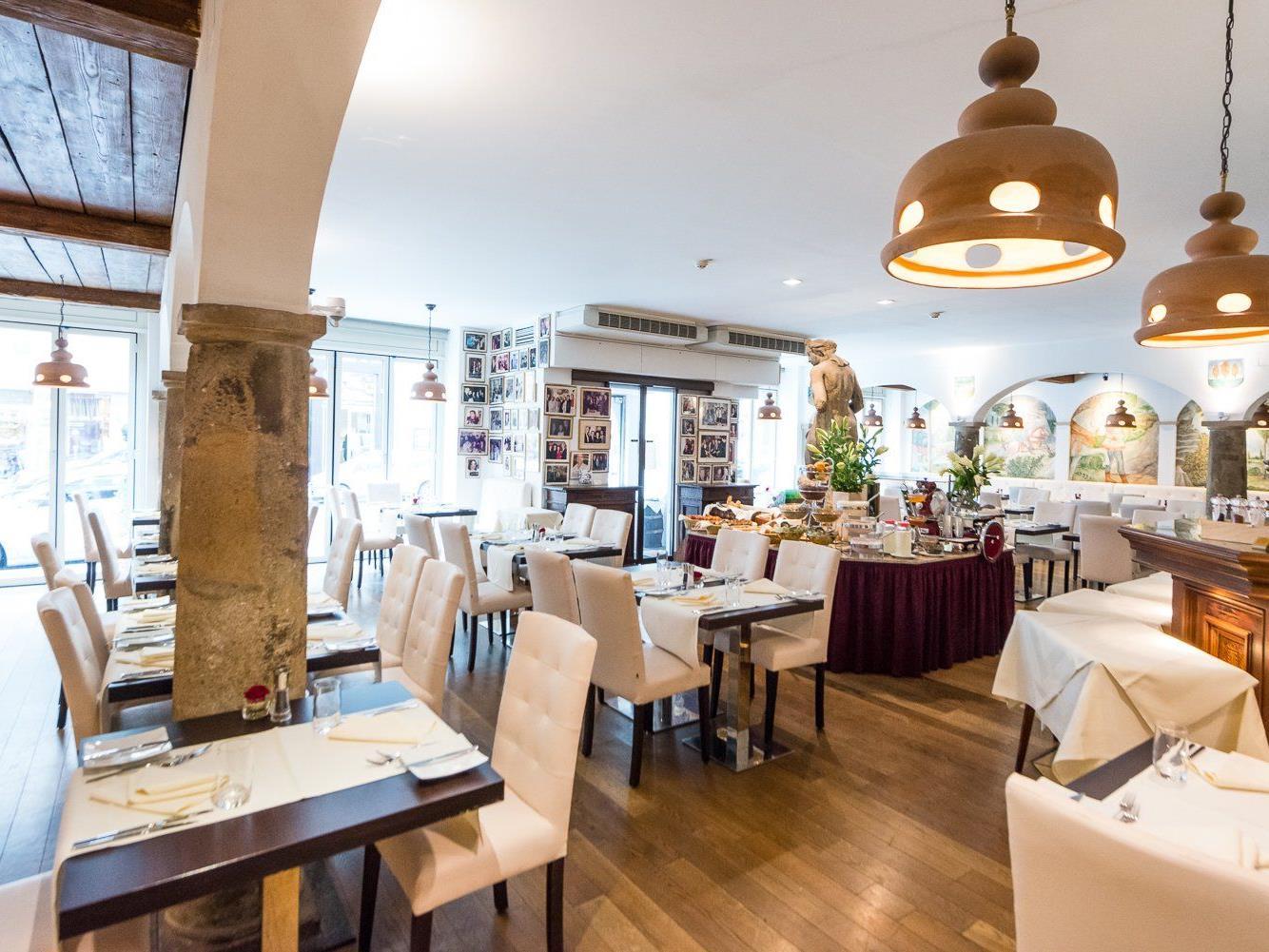 VIENNA.at verlost im Zuge der Wiener Restaurantwoche drei Dinner für zwei Personen.