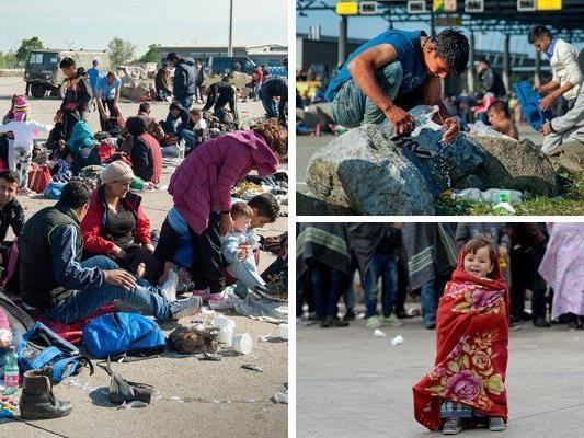 Die Flüchtlingskrise reißt nicht ab.
