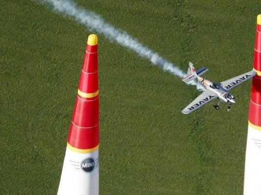 Kein Red Bull Air Race Qualifying am Samstag - sonntags soll es weitergehen.