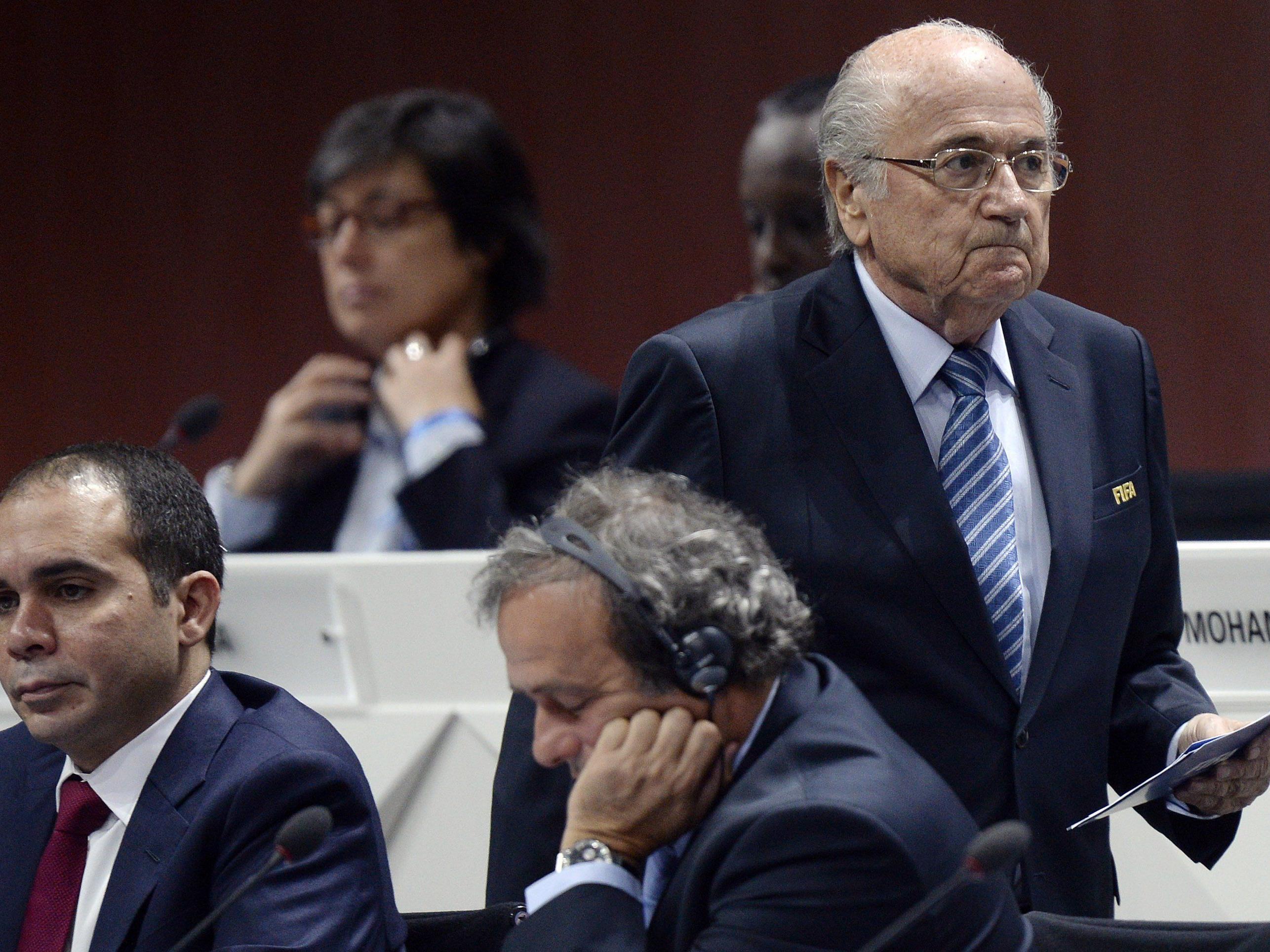 Strafverfahren gegen Blatter eröffnet - Auch Platini im Visier