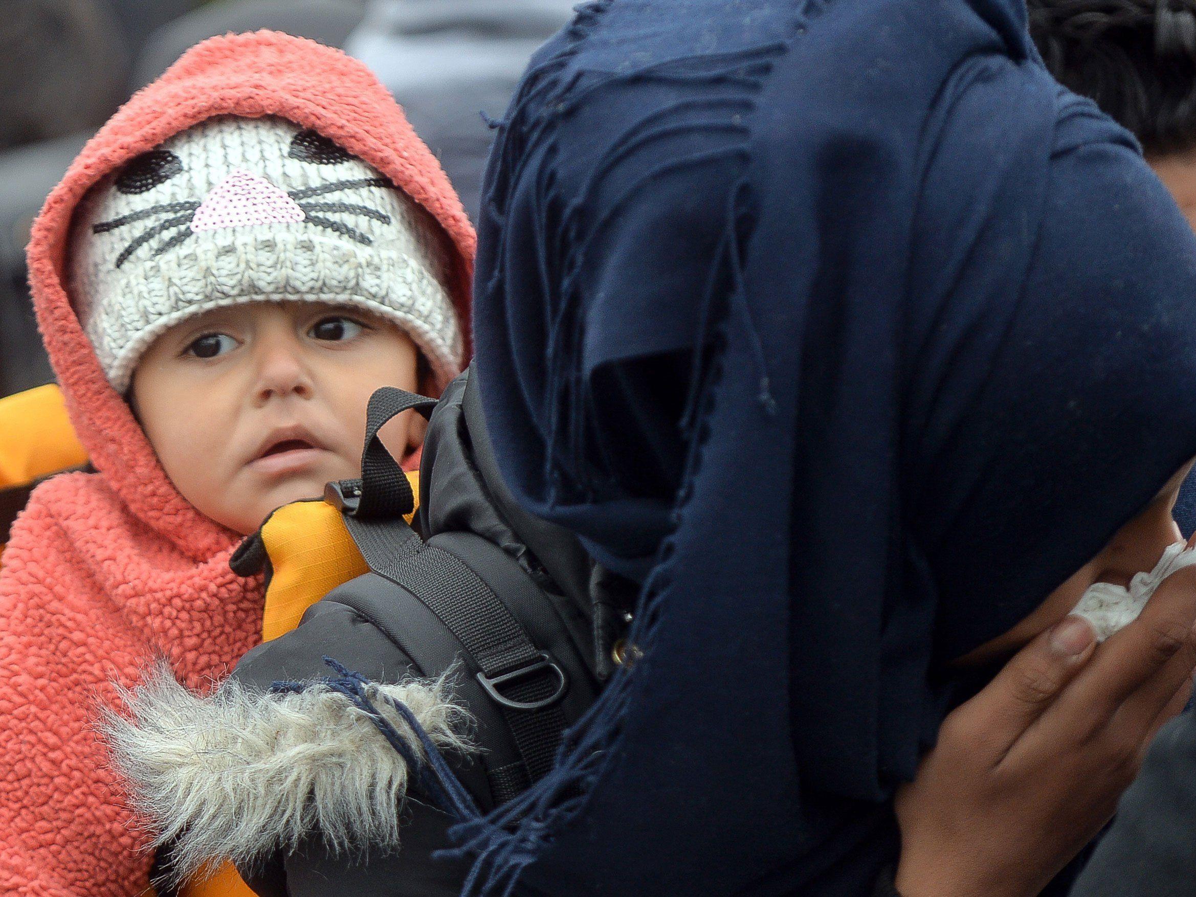 """Die ersten Flüchtlinge konnten bereits ins """"Kurier""""-Haus einziehen."""