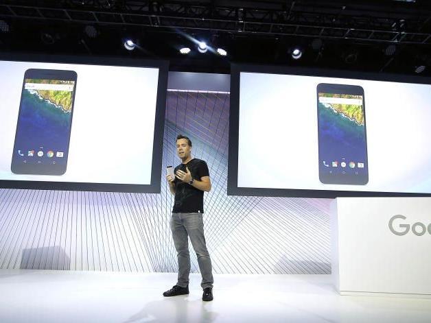 David Burke präsentierte die neuen Handys
