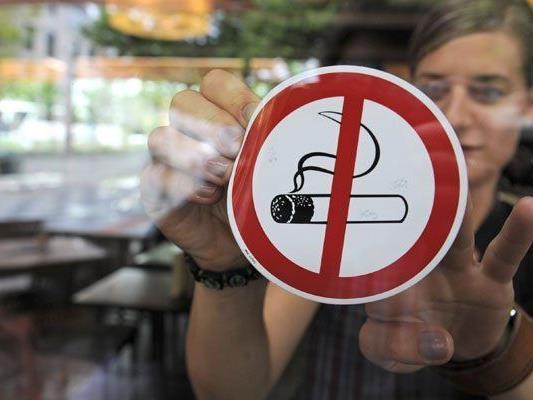"""In Wien wird ein """"Rauchfreitest"""" durchgeführt"""