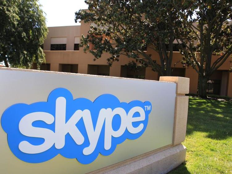 Skype kämpft mit technischen Problemen