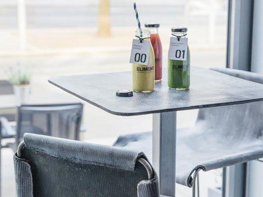 Neue Smoothie-Bar in Wien macht innocent und Co. Konkurrenz.