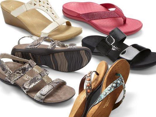 Viele Modelle gibt es zur Auswahl beim Label VIONIC.