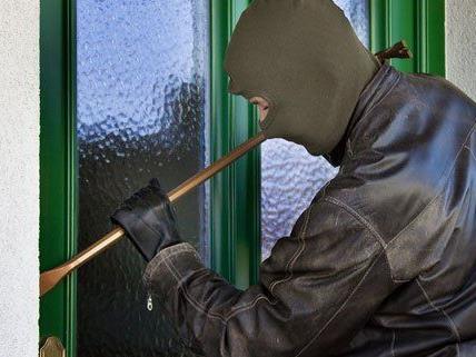 Ein Einbrecher wurde von einer Zeugin beobachtet.