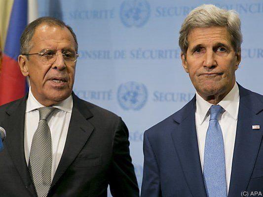 Mögliches gemeinsames Vorgehen in Syrien