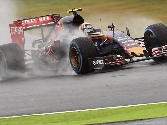 Der Toro-Rosso-Pilot war bei Bewusstsein