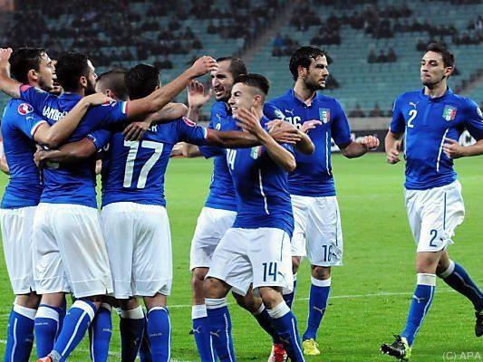 Italien potenzieller Österreich-Gegner bei der EM