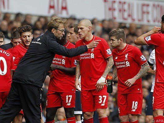 Liverpool hatte das Glück des Tüchtigen