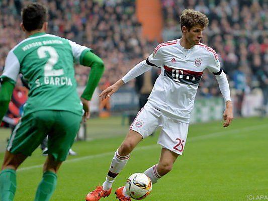 Matchwinner Thomas Müller