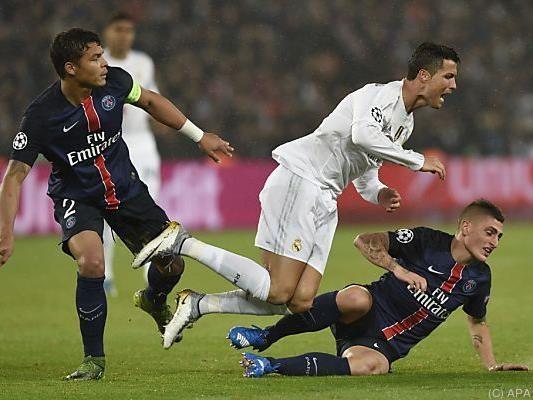 Ronaldo blieb ohne Torerfolg