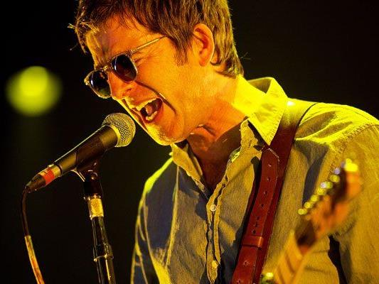Noel Gallagher kommt nach Wien.