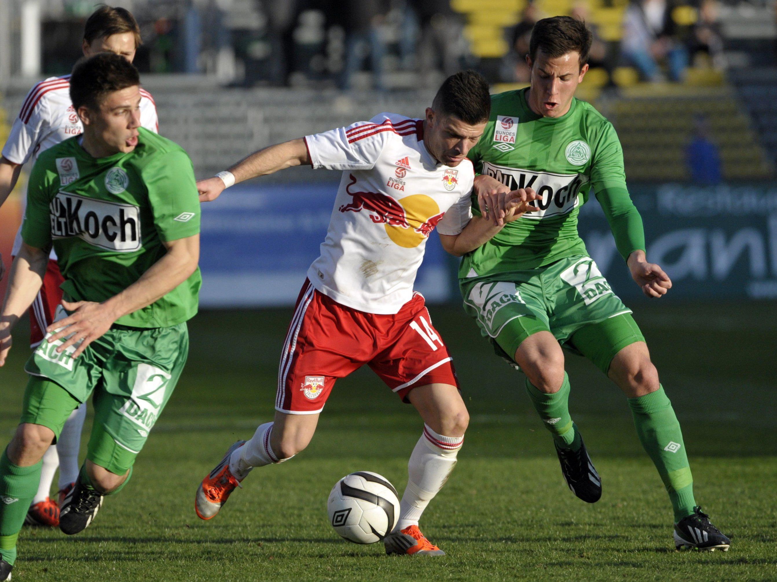LIVE-Ticker zum Spiel SV Mattersburg gegen FC ADmira Wacker Mödling ab 18.30 Uhr.