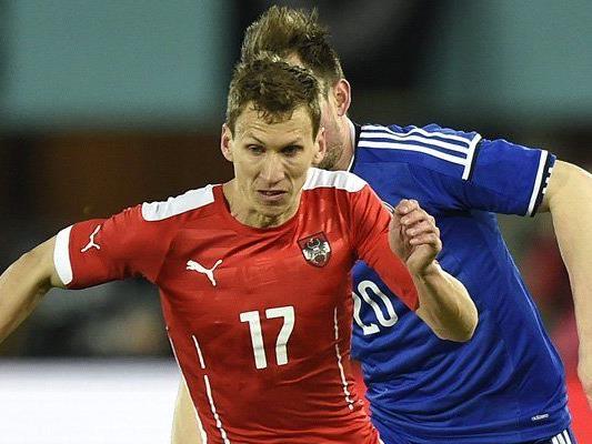Florian Klein tut die Abwechslung beim Nationalteam gut.