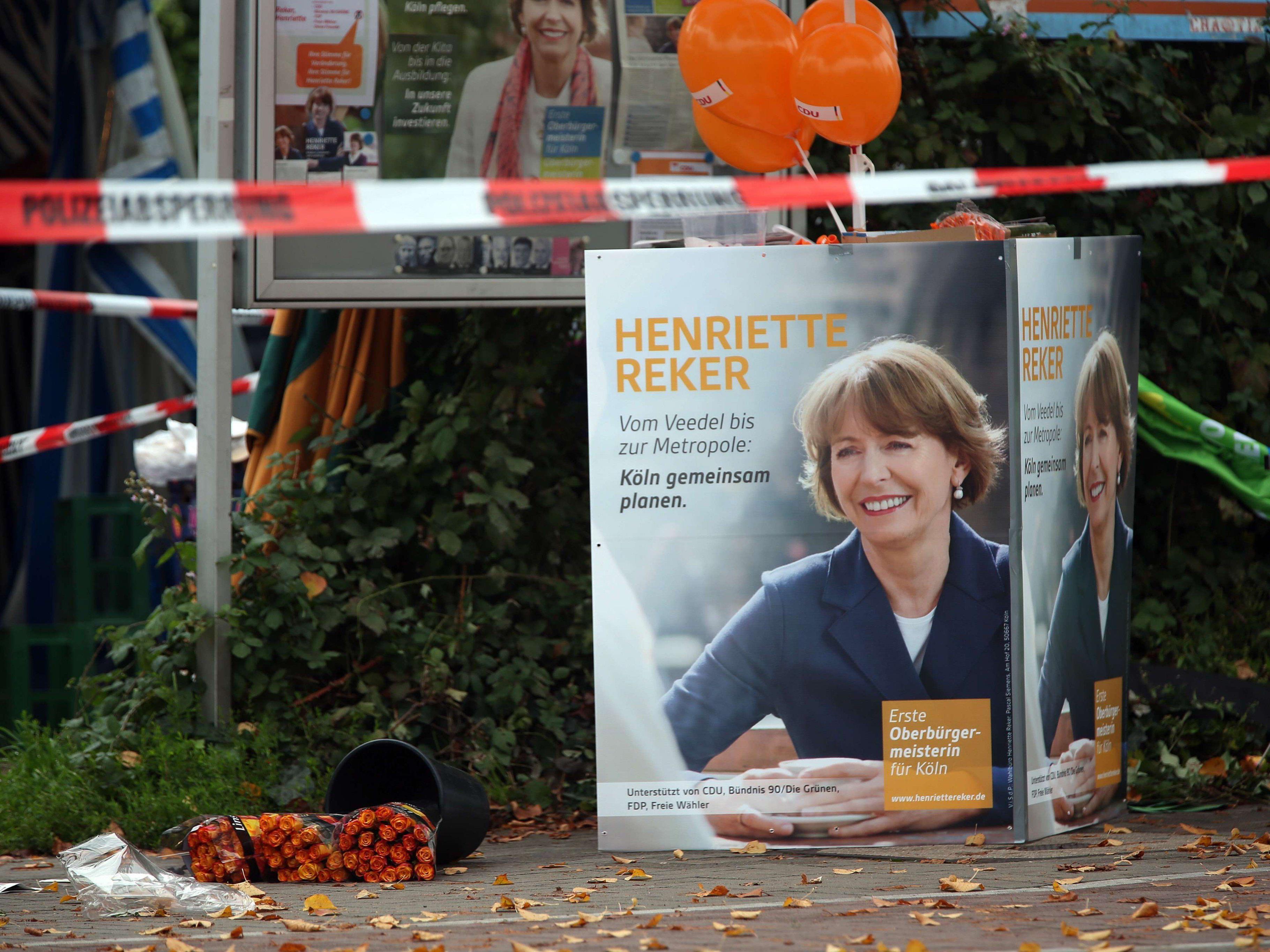 """Angriff auf Wochenmarkt - Justizminister Maas: """"Abscheuliche Tat""""."""