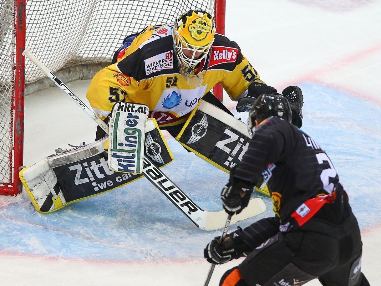 Die Capitals konnten sich gegen die Dornbirner durchsetzen.