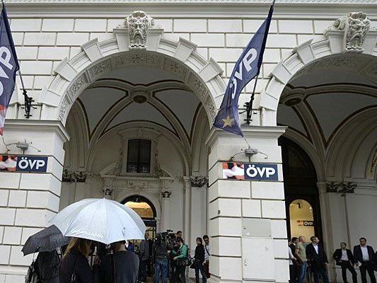 Bei der ÖVP stehen einige Änderungen an.
