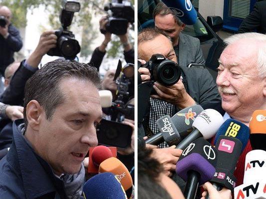 Wer hat Grund zur Freude - Strache und die FPÖ, oder Michael Häupl und die SPÖ?