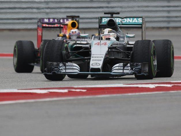 Lewis Hamilton krönte sich mit einem Sieg beim GP der USA zum Weltmeister.