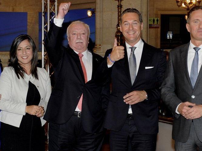 Die Wien-Wahl ist geschlagen.