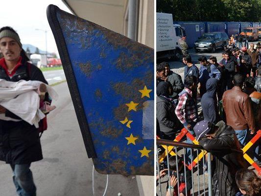 Österreich befürchtet Ausschreitungen im Falle einer bayrischen Grenzschließung.