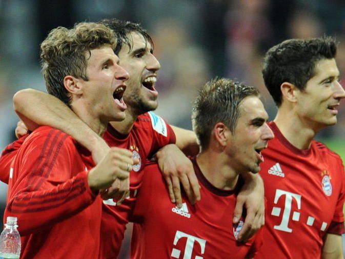Müller & Co. haben allen Grund zur Freude
