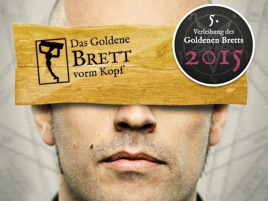 """Das """"Goldene Brett"""" wird wieder verliehen."""