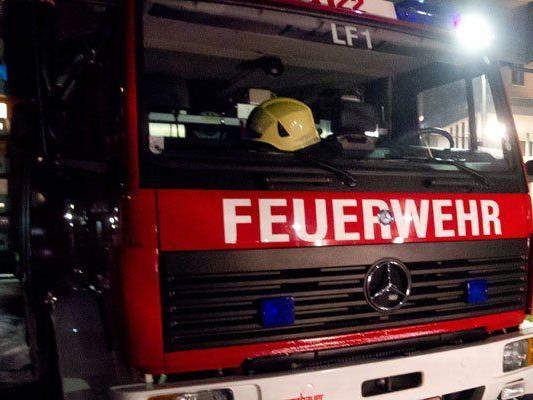 50 Mann der örtlichen Feuerwehr im Einsatz - Umliegende Feuerwehren nachalarmiert.