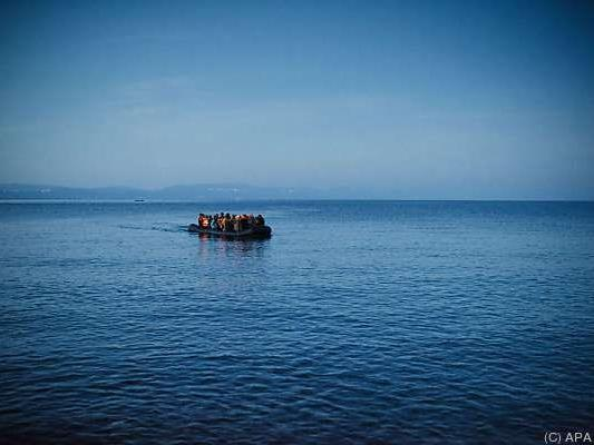 In der Flüchtlingskrise wurde einie Einigung mit der Türkei erzielt.