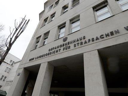 In der Justizanstalt Josefstadt gestand der Häftling die Bluttat