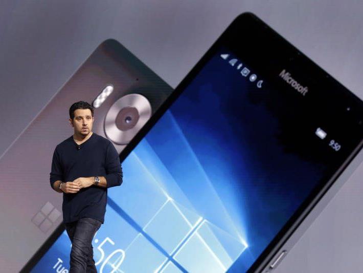 Microsoft präsentiert Lumia 950 und Lumia 950XL