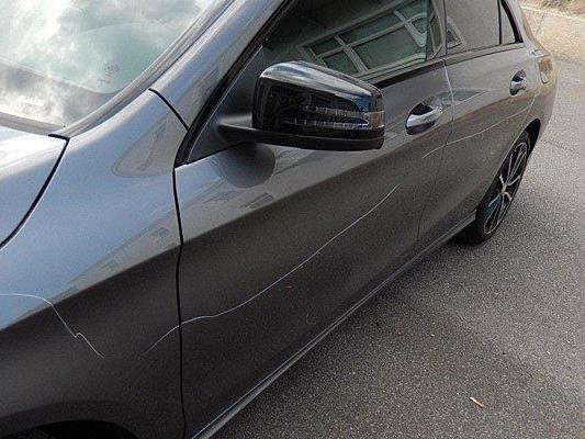 In Wiener Neustadt wurden junge Männer wegen Vandalismus-Fällen gefasst