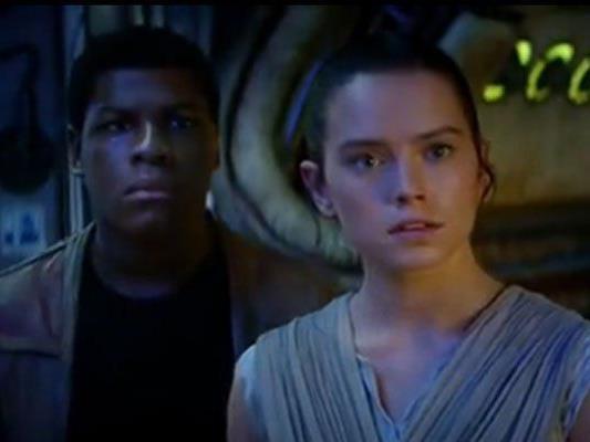 Rassisten machen gegen Star Wars mobil.