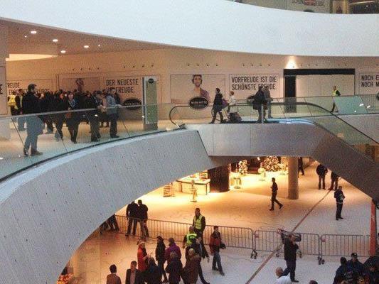 """Nun ist es fix: Das Einkaufszentrum """"The Mall"""" wurde verkauft."""
