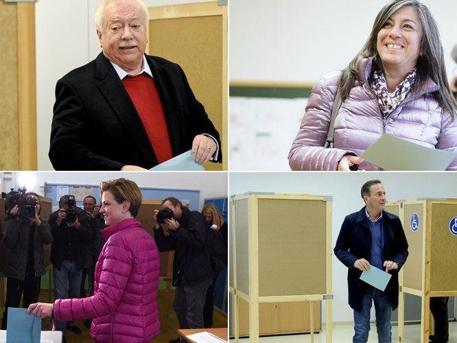 LIVE von der Wien-Wahl 2015: Hochrechnungen und Ergebnis auf VIENNA.at