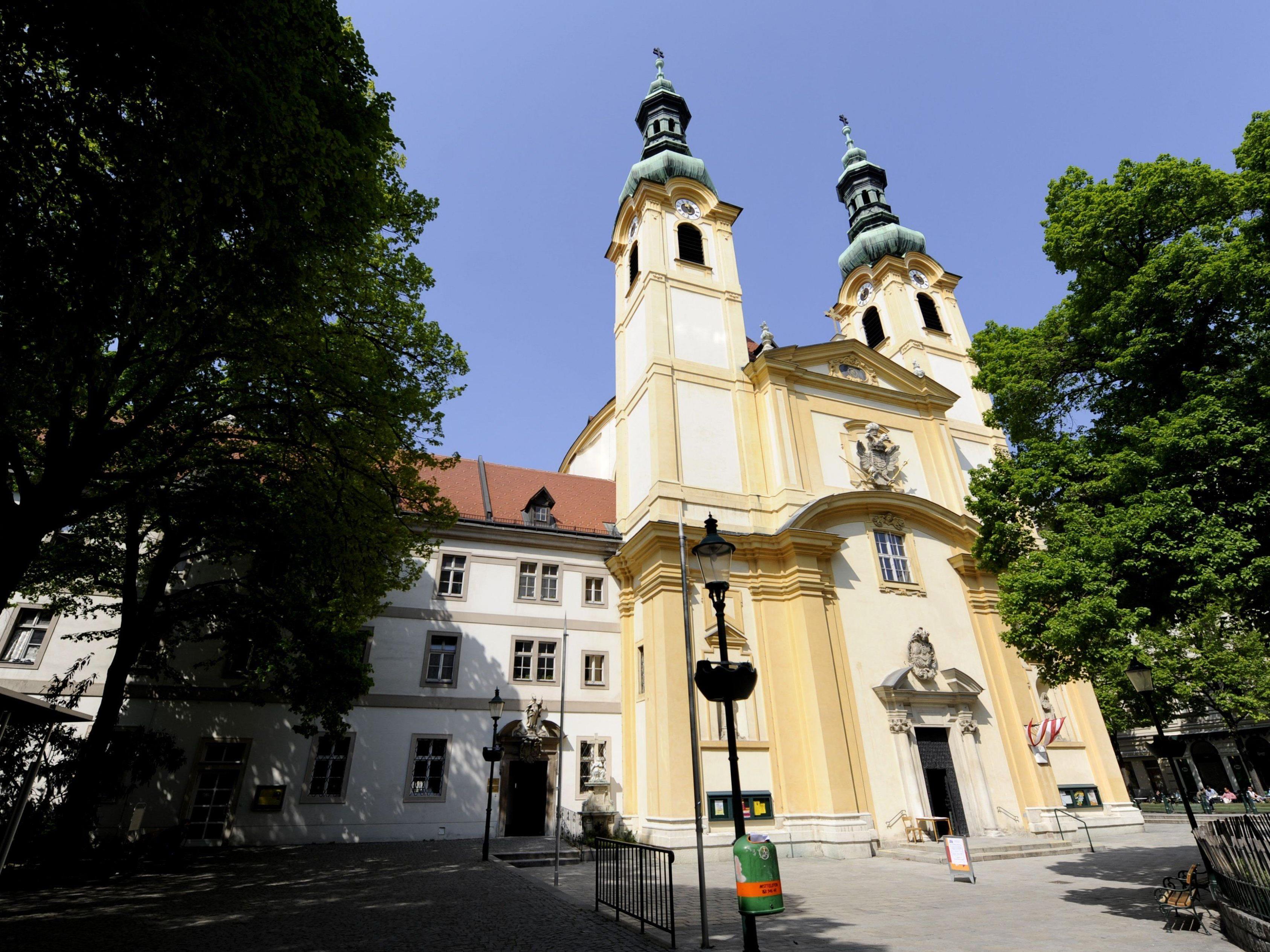 Opferstockdieb in Wiener Servitenkirche gefasst
