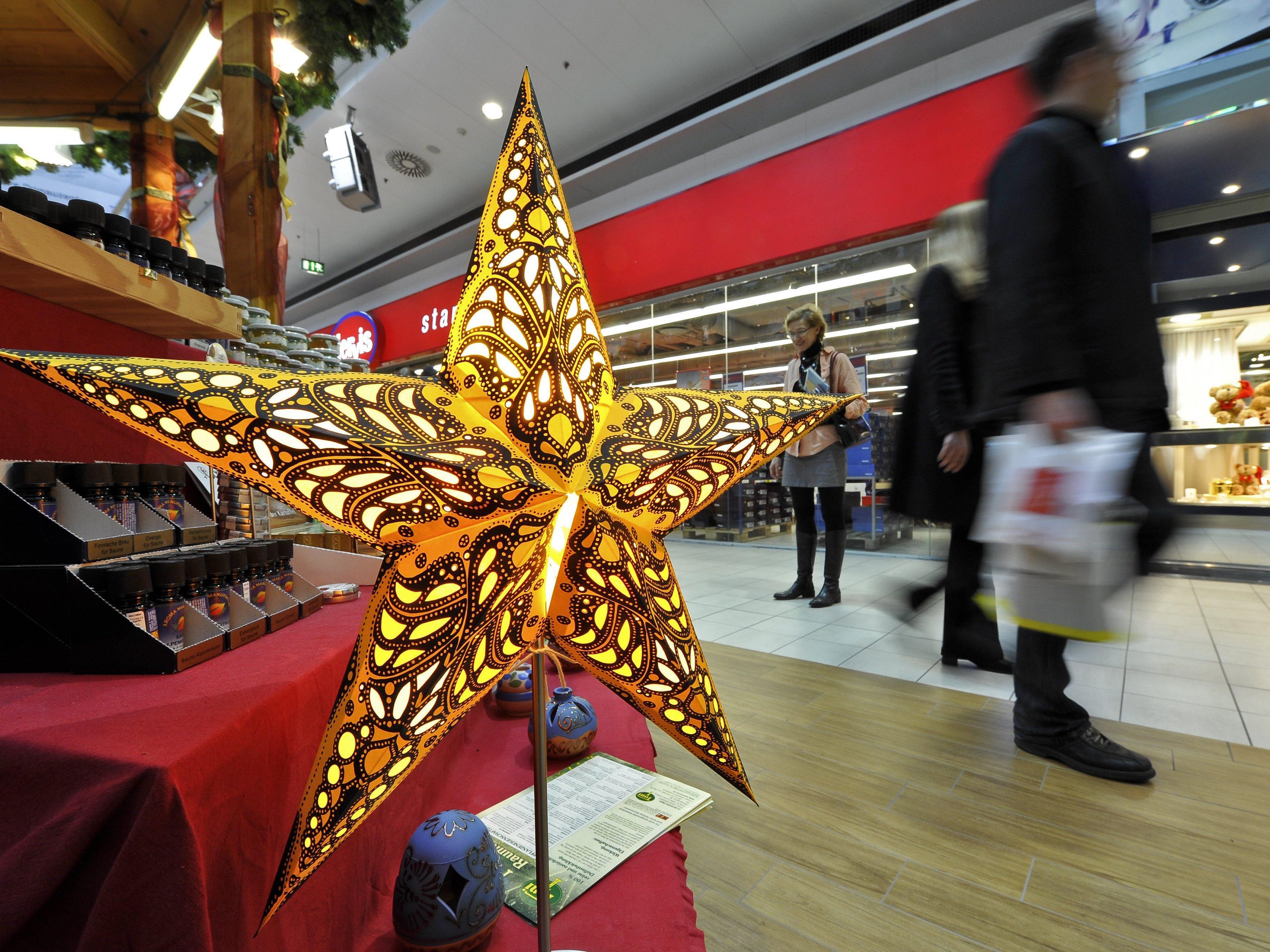 Weihnachtsgeschäft - Wien erwartet 42. Mio. Euro Umsatz zum Auftakt