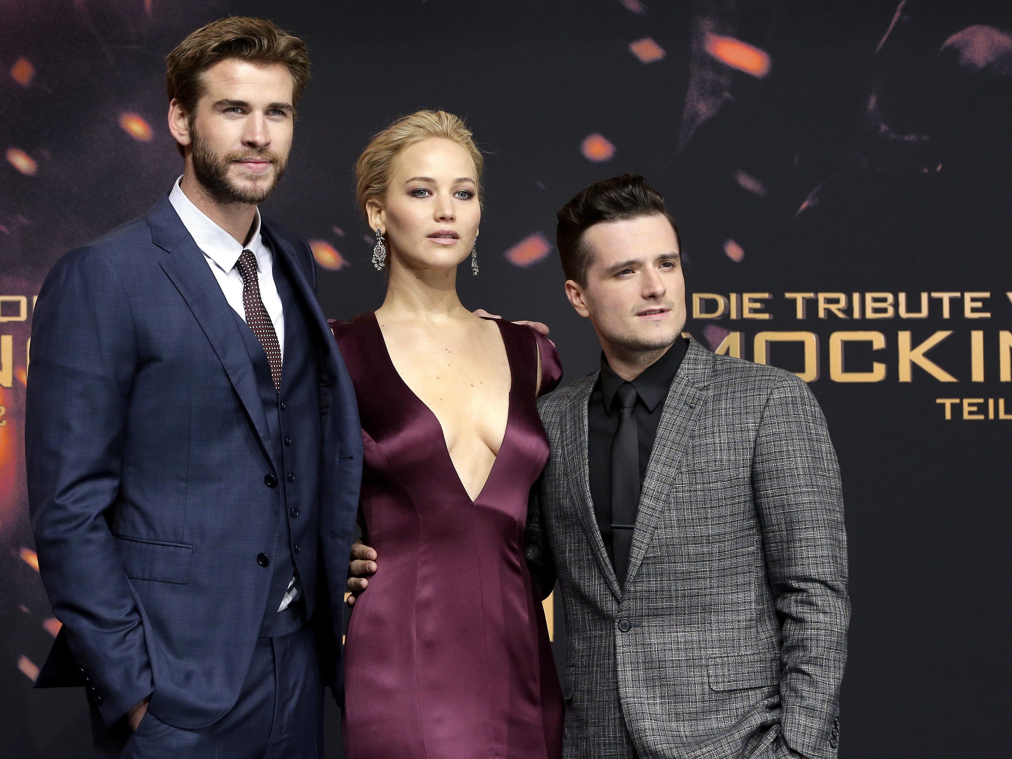 """""""Tribute von Panem - Mockingjay Teil 2"""" feierte Premiere in Berlin."""