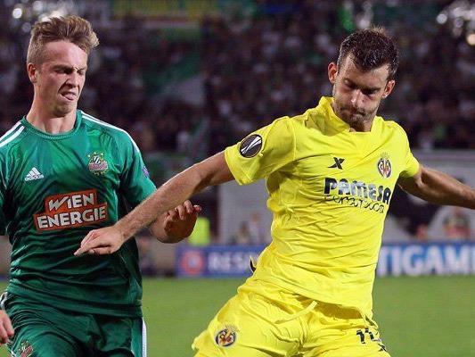 Auf Philipp Schobesberger und Co. wartet bei Villarreal eine schwierige Aufgabe.
